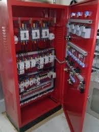 sơ đồ tủ điện điều khiển máy bơm chữa cháy