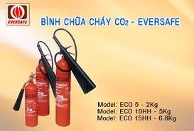 báo giá bình chữa cháy eversafe