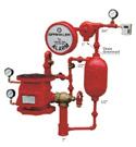 Van Báo Động Đài Loan - Alarm Check valve
