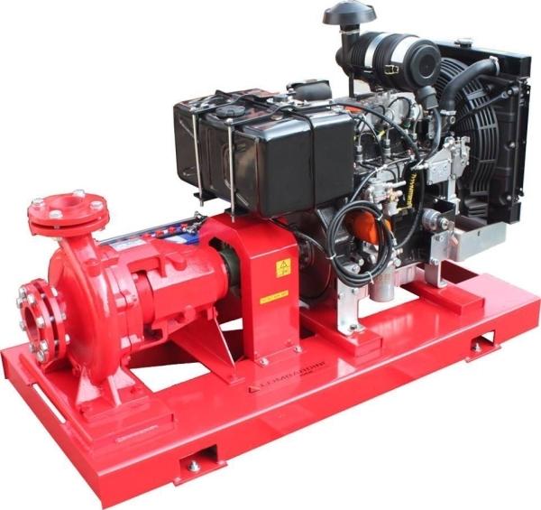 Máy bơm diesel động cơ kohler italy