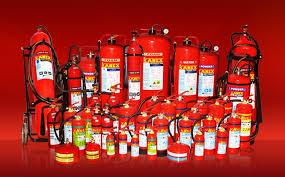 Nhà phân phối bình chữa cháy giá cực tốt cho các công ty