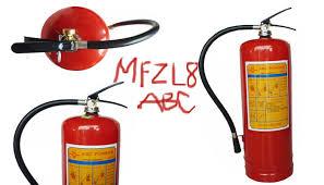 Bình chữa cháy bột abc mfzl8kg