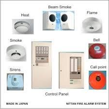 Nhà phân phối cung cấp giá đại lý thiết bị báo cháy nittan nhật bản