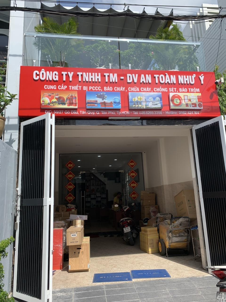 Công Ty chuyên cung cấp thiết bị PCCC TP. HCM