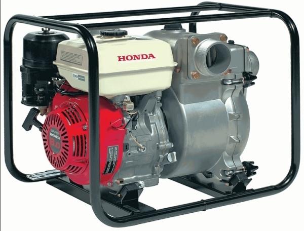 Máy Bơm Chữa Cháy Động Cơ Xăng Hiệu Honda -Nhật Bản Công Xuất:6hp,9hp,13hp,20hp