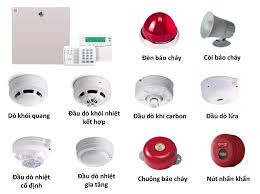 Nhà phân phối thiết bị báo cháy horing Đài Loan toàn quốc