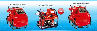 Nhà phân phối máy bơm pccc tohatsu v52,v82,v20,v46,v75,v30,v50,v72