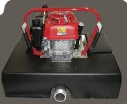 Máy bơm phao chữa cháy thả nổi xuất sứ canada công xuất 11hp,6hp model:CET PFP-11hp HND-FL