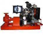 Máy bơm chữa cháy Diesel Salmson của Pháp