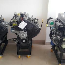 Động cơ Diesel Hyundai korea new 100% model:D4BB công xuất 80hp-100hp-130hp