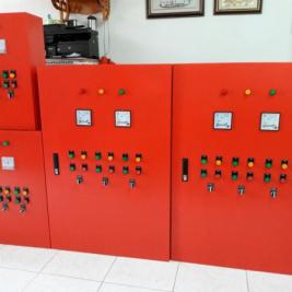 báo giá tủ điều khiển máy bơm chữa cháy,bơm điện,bơm diesel,bơm bù áp
