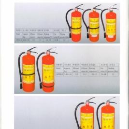 Bình cứu hỏa bột abc 2kg,4kg,8kg,35kg