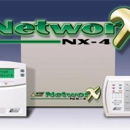 Trung Tâm Báo Cháy Network NX4