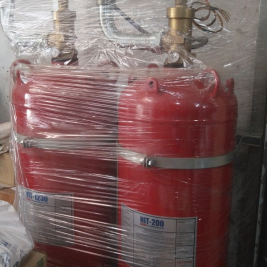 Bình chữa cháy khí FM200 68Lít HFC-227ea hiệu Nittan Japan(Nhật Bản)