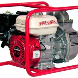 Máy Bơm Chữa Cháy Honda- Nhật Bản FVN 13hp-20hp nhỏ gọn dễ sử dụng