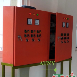 Hướng dẫn sử dụng tủ điều khiển máy bơm chữa cháy