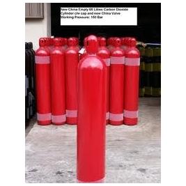 Bình chữa cháy co2 45kg/68lit