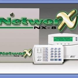 Trung tâm báo cháy NETWORX NX8E