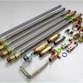 ỐNG MỀM CỨU HỎA CHO ĐẦU PHUN CHỮA CHÁY SPRINKLER TYCO 700mm,1000mm,1200mm