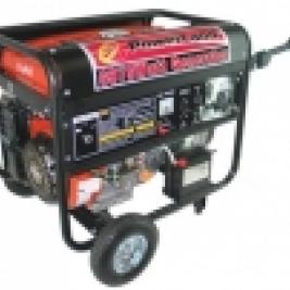 Gasoline Electric Generator 6500 watt / electric start