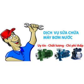 Nhận sửa chữa bảo trì máy bơm xăng tohatsu v20,v30,v46,v52,v72,v82,v75,v50
