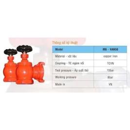 Van góc chữa cháy d50-d65 loại ty sắt,ty inox,ty đồng áp lực 10bar,13bar,16bar,10kg,13kg,16kg