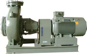 Máy bơm ly tâm trục ngang đầu rời KL 4P