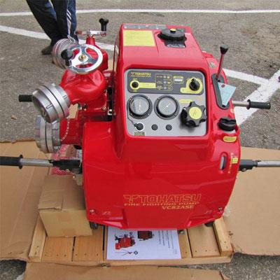fire pumps Tohatsu japan,máy bơm tohatsu chữa cháy