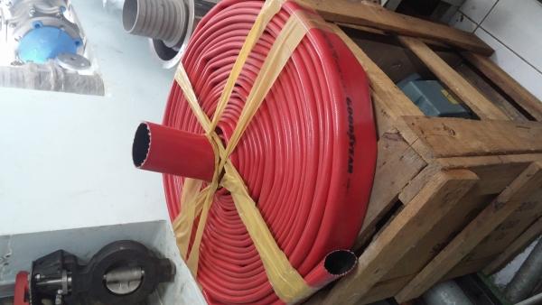 Vòi chữa cháy cao su hiệu Good Year của Mỹ DN40,DN50,DN65